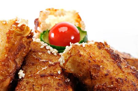 Fried Greek Cheese