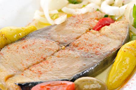 Swordfish filet