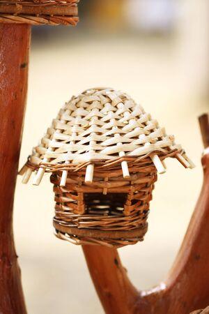 maison oiseau: D�tail maison d'oiseaux
