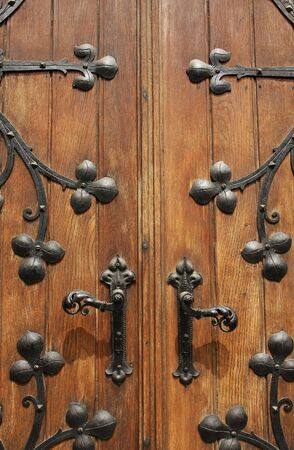 door handles: Old vintage door handles