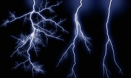 electric current: Various types of lightning
