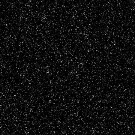 starfield: Stars in space illustration  Stock Photo