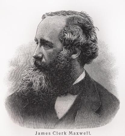 oficinista: James Clerk Maxwell - Imagen de los libros Léxico Meyers escrito en lengua alemana. Colección de 21 volúmenes publicados entre 1905 y 1909.