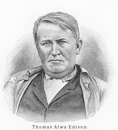 Thomas Edison Stock Photos And Images 123rf