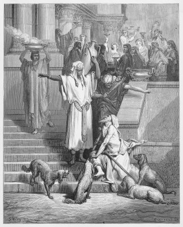 lazarus: Lazarus at the Rich Man