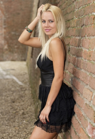 Fashion hot woman photo
