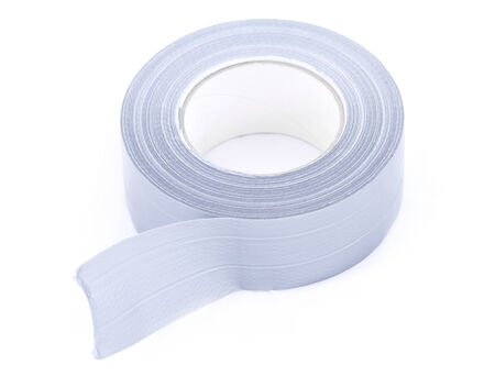 gaffer: Power duct tape isolated
