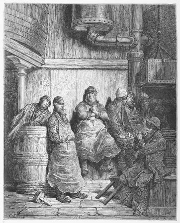 London Workmen - Gustave Dore s London a Pilgrimage