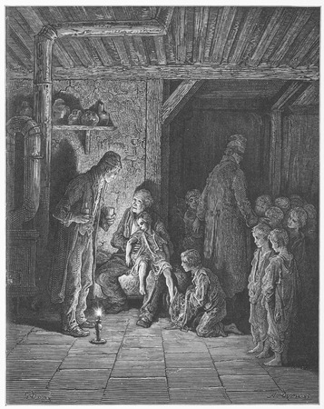 pilgrimage: Found in the Street - Gustave Dore s London  a Pilgrimage