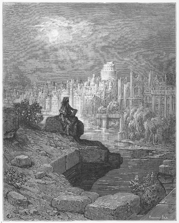 The New Zealander - Gustave Dore s London  a Pilgrimage