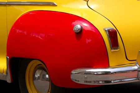 Clasic Car Reklamní fotografie