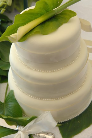 Wedding Cake Foto de archivo