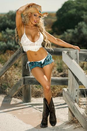 skimpy: Sexy Cowgirl
