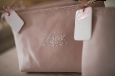 Bridesmaids hand bags