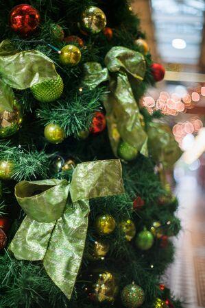 Xmas tree decorations