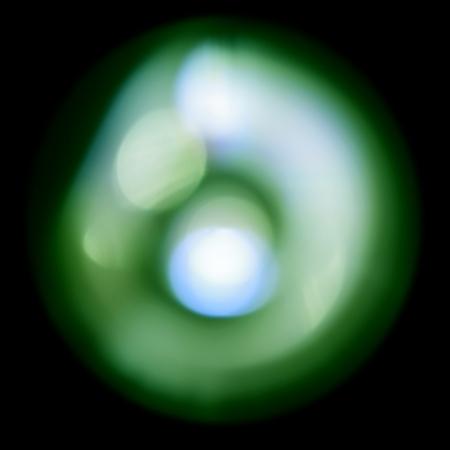ray trace: Luces enmascaradas en el c�rculo