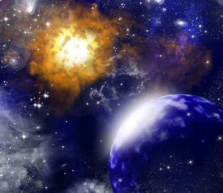 universe Stock Photo - 8039230