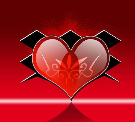 heart Stock Photo - 8039228
