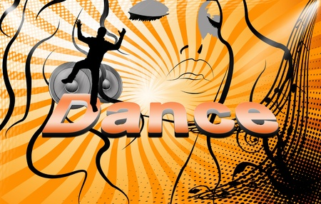 Dance, party photo
