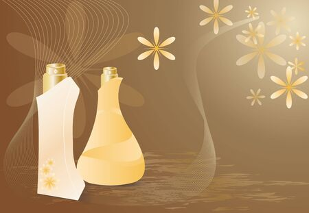 parfume Illustration