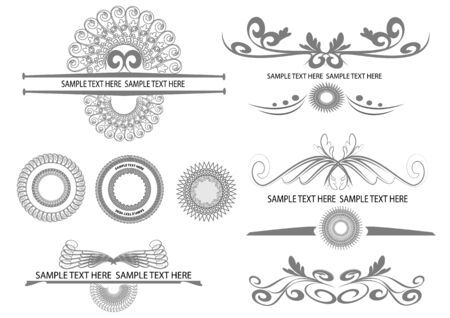 design elements  Stock Vector - 15038871