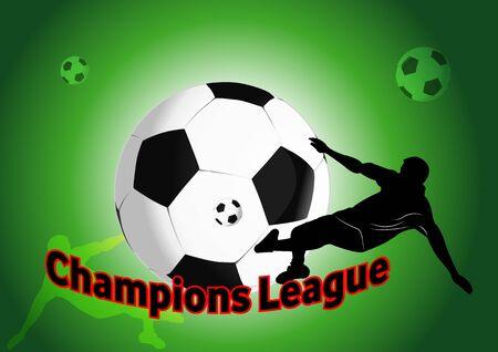 soccer wm: football background