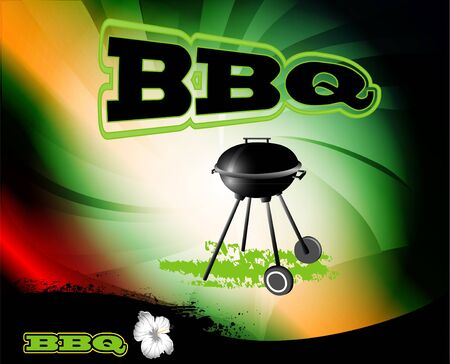 BBQ, background