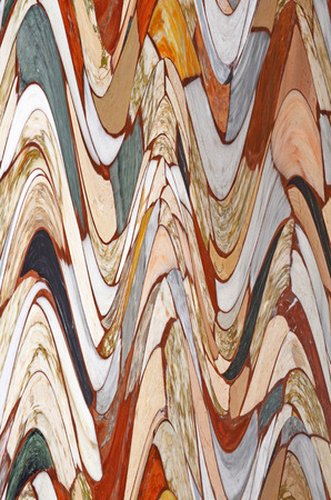 marble mosaic background Stock Photo