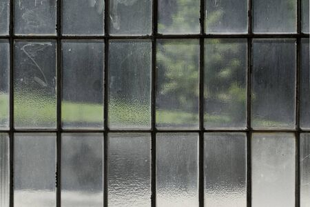 Vintage glass window 版權商用圖片 - 86004522