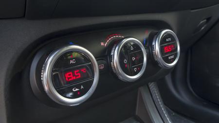 Air conditioning of a car 版權商用圖片 - 87901463