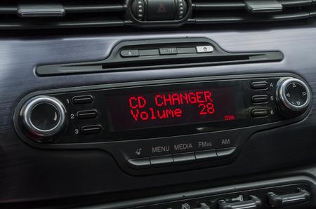 Car volume up