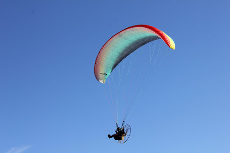 powered: powered paragliding adventure sports