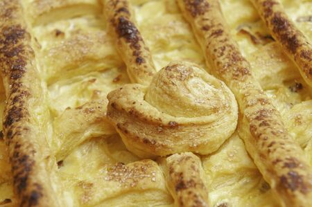 Vargabeles, Hungarian sweet noodle cake with curd cheese