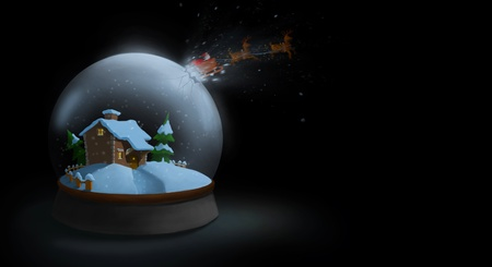 cristmas: Escape from a cristall ball