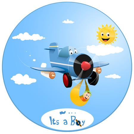airborn: Airborn boy