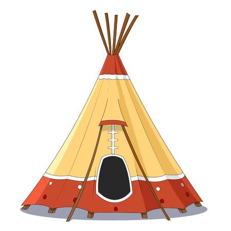 インド テント