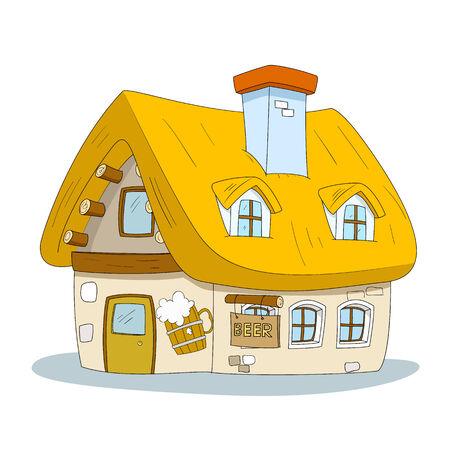 beer house: Beer house Illustration