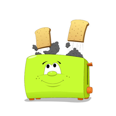 unny toaster