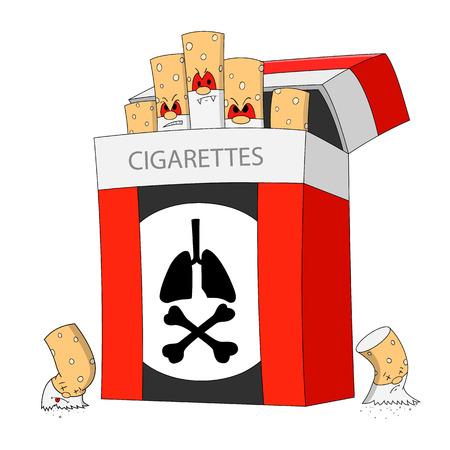 Dangerous cigarettes