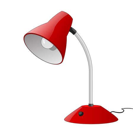 Red desktop