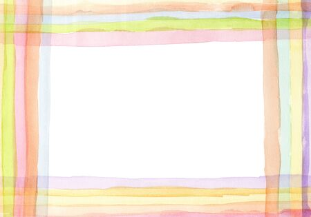 Light color frame