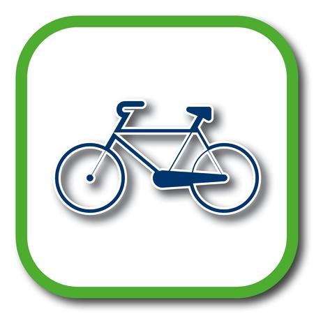 オープンエア: 自転車アイコン