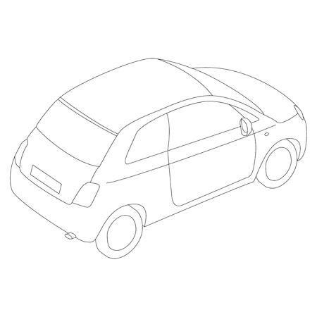 italian car: italian car