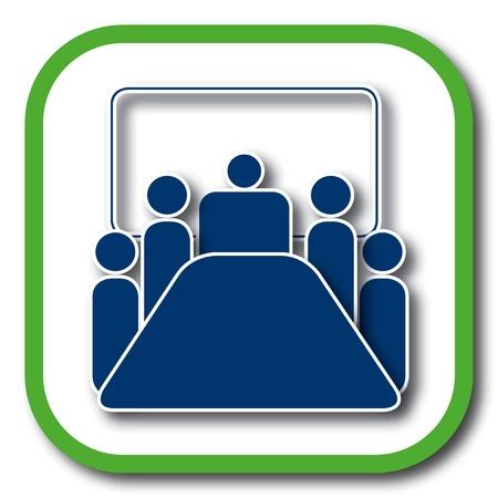 sala de reuniões: icon sala de conferências