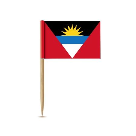 antigua flag: antigua and borbuda flag