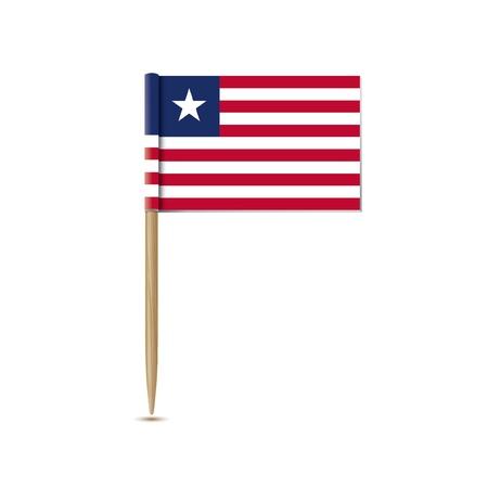 liberia: liberia flag