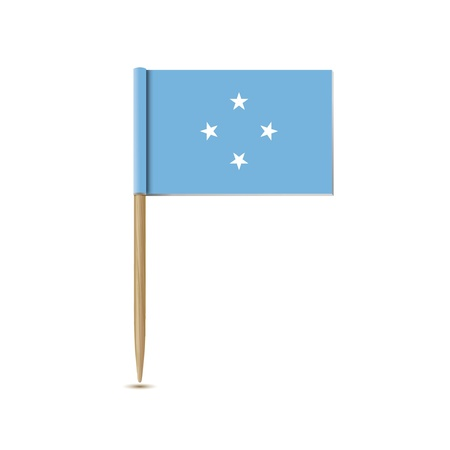 micronesia: micronesia flag