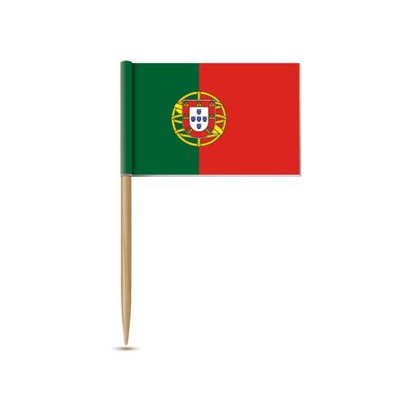 drapeau portugal: drapeau du portugal Illustration