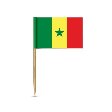 senegal: senegal flag