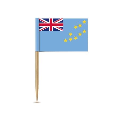 tuvalu: Tuvalu flag